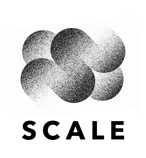 logo scale